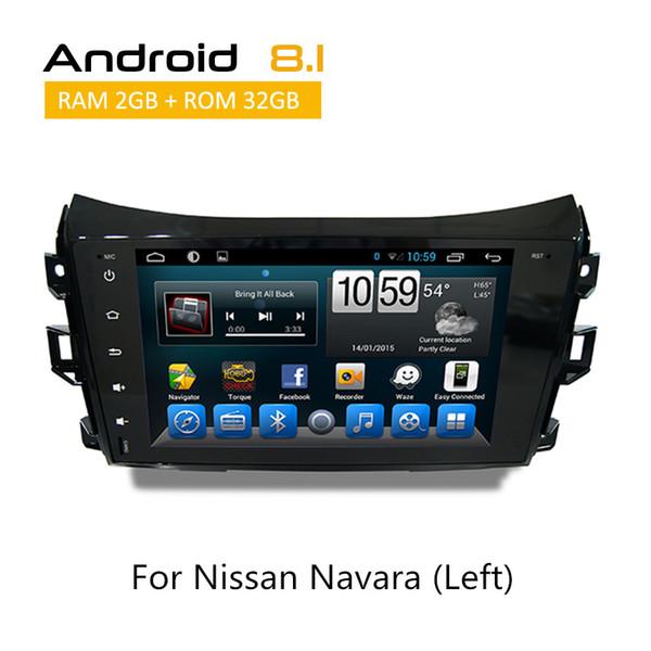 car GPS unit with Radio Nissan Car Dvd Gps for Navara (Left) 2015 Built in GPS Navigation/Bluetooth Wifi 3G TV Radio ipod