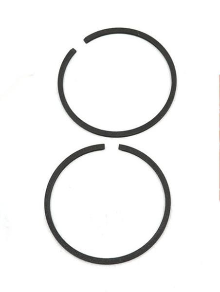 2 X Piston ring set for 1E40F-5 40F-5 40-5 engine lawn mower brush cutter f