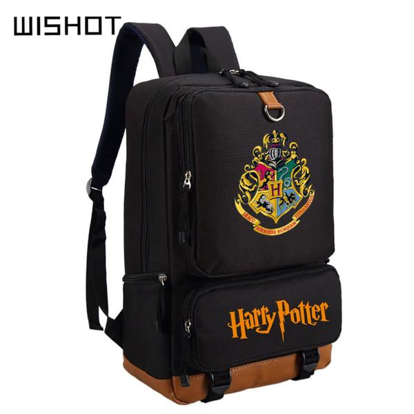 WISHOT Schultaschen Buch Rucksäcke Kinder Tasche Mode Schultertasche Studenten Rucksack Reisetasche für Jugendliche