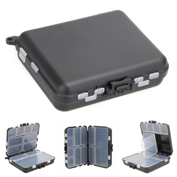 box 26 Grids Fly Box Plastic Storage Case Lure Spoon Hook Bait Connector Pesca Waterproof Fishing Tackle Boxes