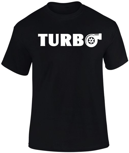 Turbo Car Engine Racing Speed Gym Sports Crossfit Weight Lifting Men T Shirt Funny free shipping