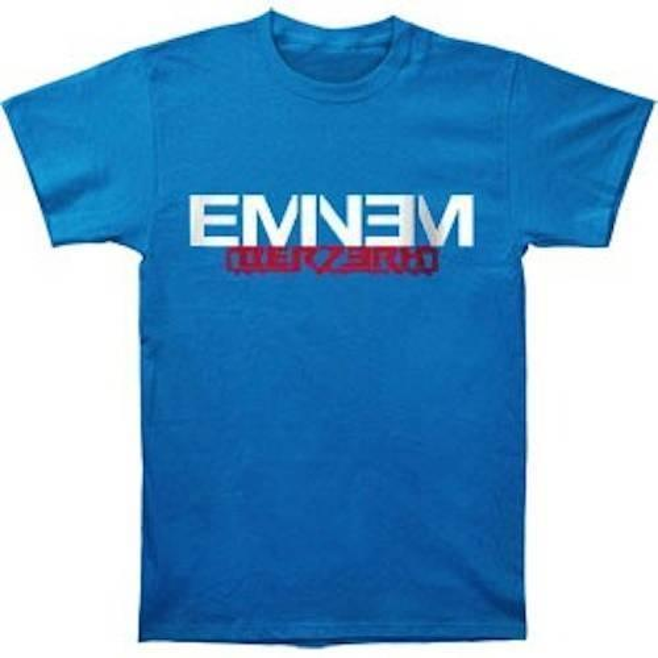 XXL New MD LG XL Eminem Berzerk Black Shirt SM