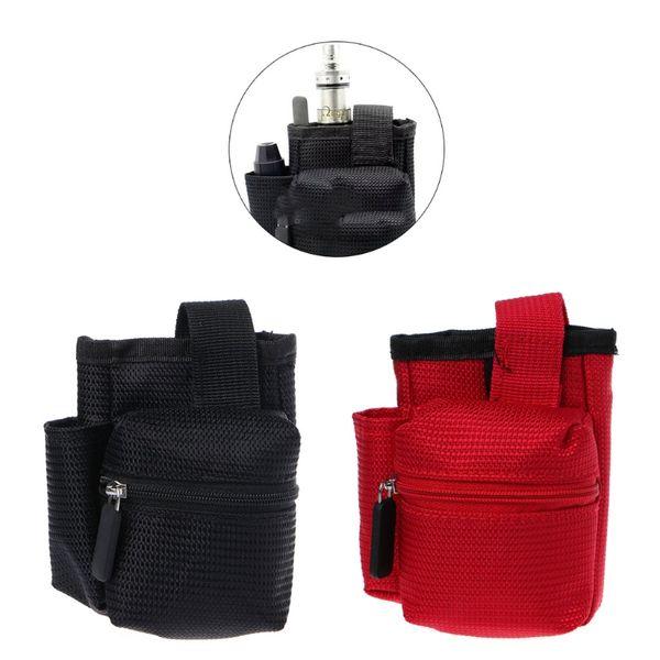 Vapor Pocket Carrying Case Double Deck Vapor Battery Bag for Electronic Cigarette