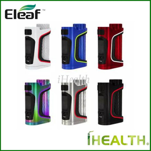 Original Eleaf iStick Pico S Battery kit Supported by a single AVB 21700 battery or 18650 battery With fast shipping