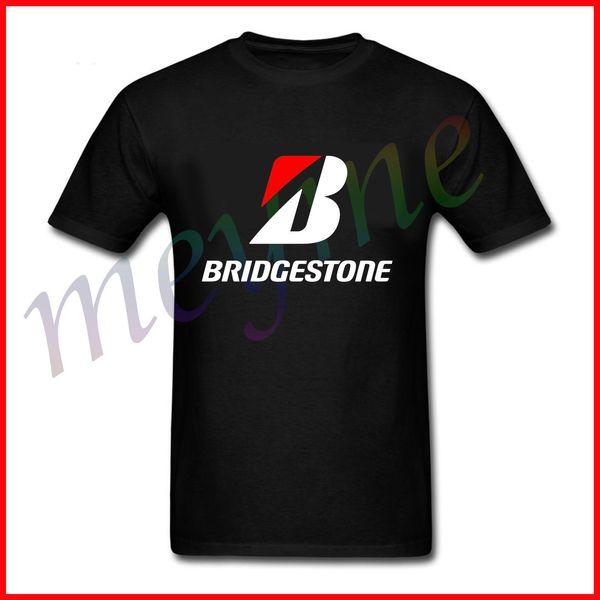 NEW 2018 HOT Bridgestone Tires Logo Graphic T-SHIRT tee SZ S-XXL Cool Casual pride t shirt men Unisex