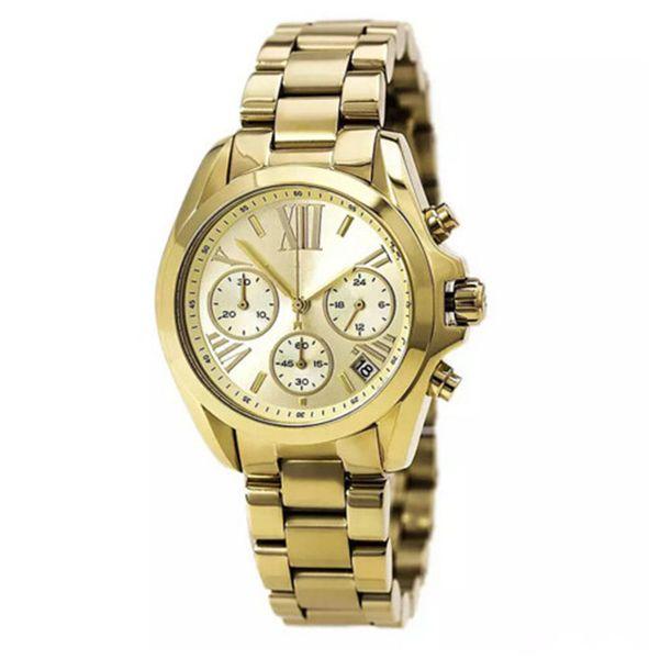 official photos later the best attitude Compre Reloj Bradshaw Chrono 100m Para Mujer En Acero Inoxidable Con Tono  Dorado 5798 Reloj Dorado Para Mujer A $50.26 Del Alina | DHgate.Com