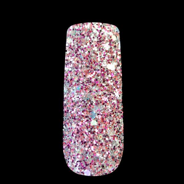 grohandels purpurroter silberner funkeln mischungs gren nagel kunst funkeln puder glnzender uvnagel funkeln pulver mischungs farben roter acrylstaub 3d - Acrylngel Muster