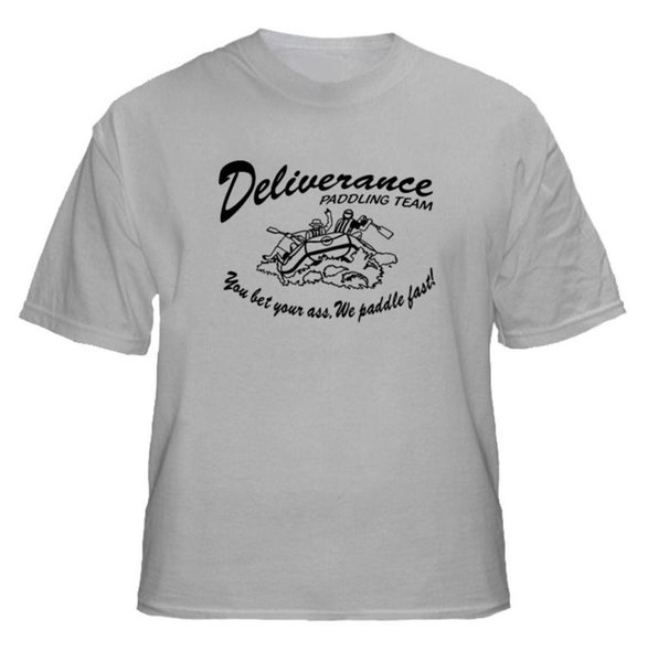Deliverance Paddling Team - Tee shirt décontracté - Tee shirt