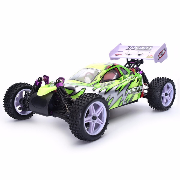 wholesale Rc Car 1/10 4wd Off Road Buggy 94107 Electric Power 4x4 Racing High Speed Hobby Remote Control Car