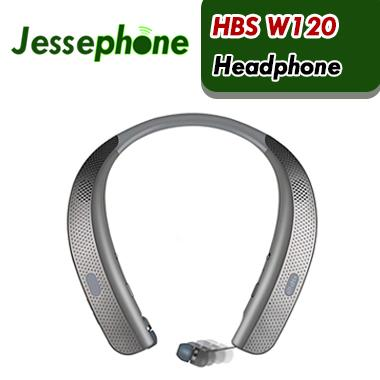 HBS W120 Bluetooth Wireless Headphones Top Quality CSR 4.1 Neckband Sports Earphones Headsets With Mic Speakers Newest Arrival For LG TONE