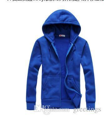 2018 Yeni Sıcak Satış Mens Polo Hoodies ve Tişörtü Sonbahar Kış Rahat Bir Hood Ile Spor Ceket erkek Hoodies