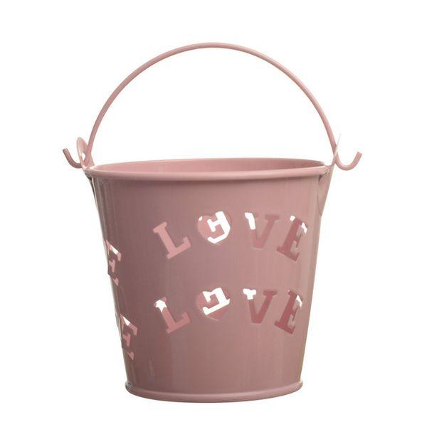 اللون: الحب الوردي