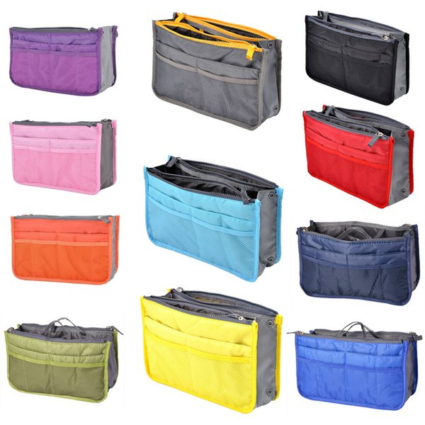 2018 Cosmetic Bag Travel Organizer Portable Beauty Pouch Functional Make Up Makeup Organizers Phone Bag Case