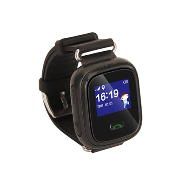 Sos Gps Watch Baby Q60 Smart Positioning Monitor Watch Location Finder With  Sim Card Anti Lost Tracker Device With Sim Card Smart Watches Sport Best