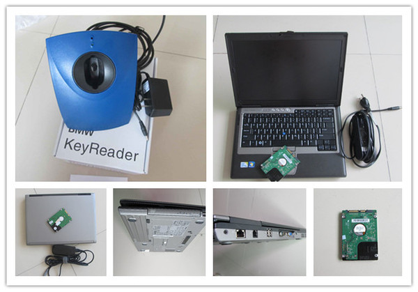 key programmer diagnostic tools for bmw key reader with computer d630 laptop ready to work best price