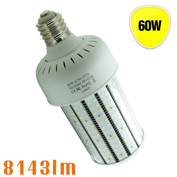 Warehouse High Bay LED Retrofit Kit Corn Light Factory 60 /& 100 Watt E39