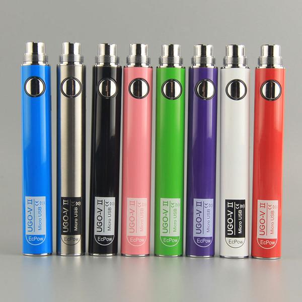 Mix Colors 900mAh solo batteria