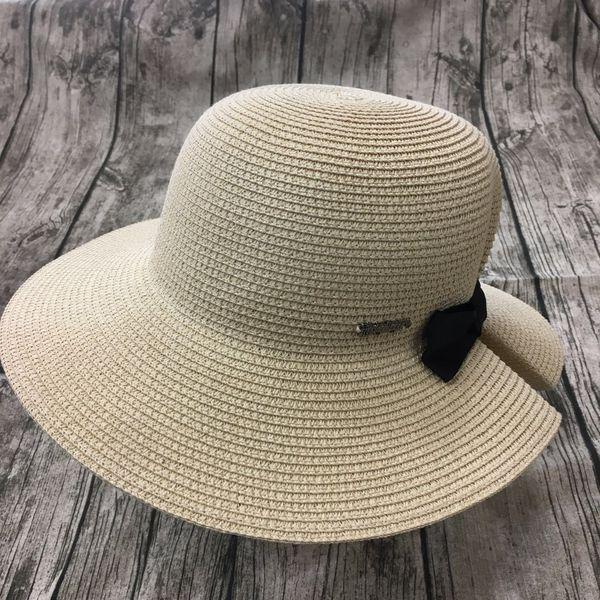 871c37026fe39d Hat Beach Adult Casual Straw Beach Cap Girls Stetson Sun Women Hats for  Ladies Fedora Chapeau