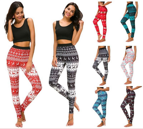TIGHT Leggings Hosen multicolor