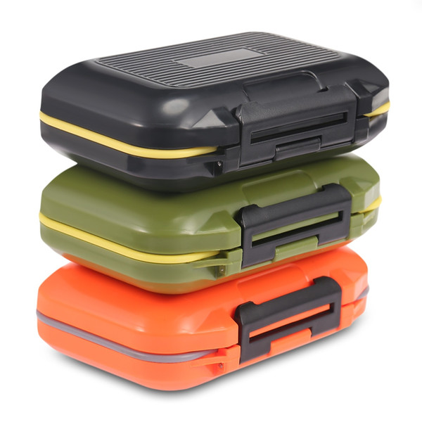 12 compartments waterproof fishing tackle storage box plastic fish lure bag carp fishing tackle box bead storage box thumbnail