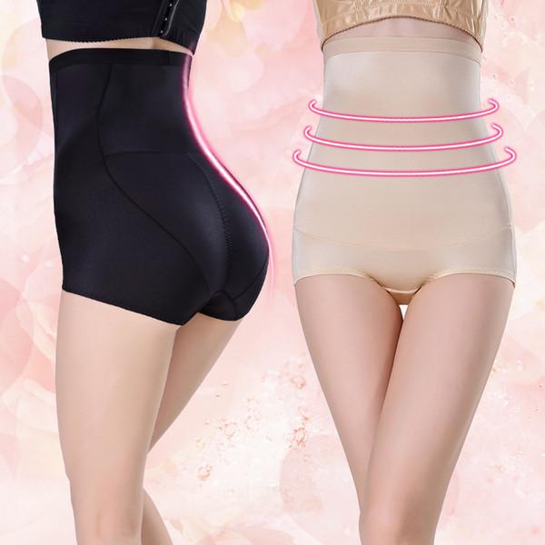 Gaine Amincissante Ventre Femme High Waist Panty Slimming Pants Body Shaper Panties Women Slim Belly Underwear Seamless M-2XL