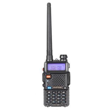BAOFENG UV-5R Dual Band Handheld Transceiver Radio Walkie TalkieBAOFENG UV5R UHF/VHF dual band walkie- talkie