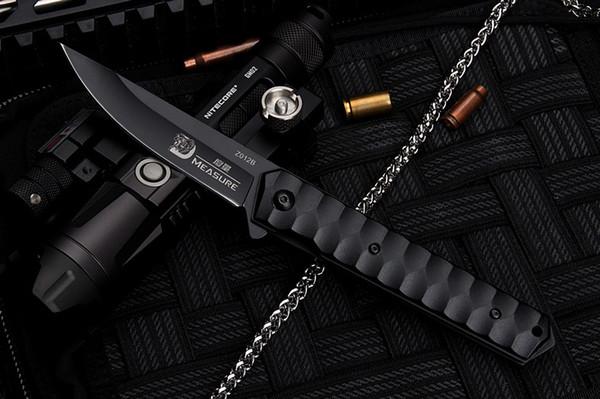 Pointed Blade Black