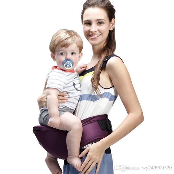 Four seasons breathable baby waist chair hold baby waist stool shoulder waist stool + strap free shipping