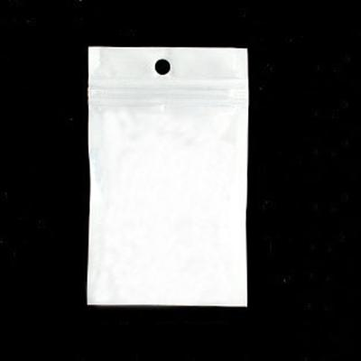 titular con paquete de bolsa de opp