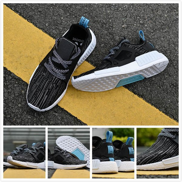 the latest 43149 0a941 2019 2018 Cheap Discount Nmd Xr1 Pk Og Running Sneakers Shoes White Blue  Camo Olive Green Glitch Black Nmd Xr1 Navy Blue Sneanker Shoes From ...