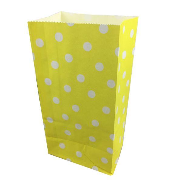 11 Yellow Polka dpt
