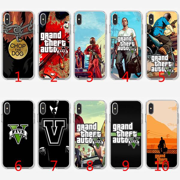 coque iphone 6s gta 5