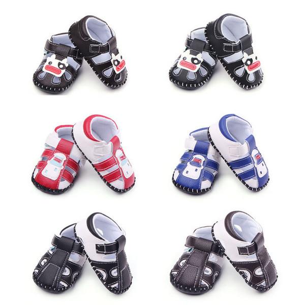 1 Pairs Lytwtw's Children Baby Kids Shoes Non-Slip Cute Animals Hollow Toddlers Sandals Bebes Zapatos Ninas Newborn Infantil