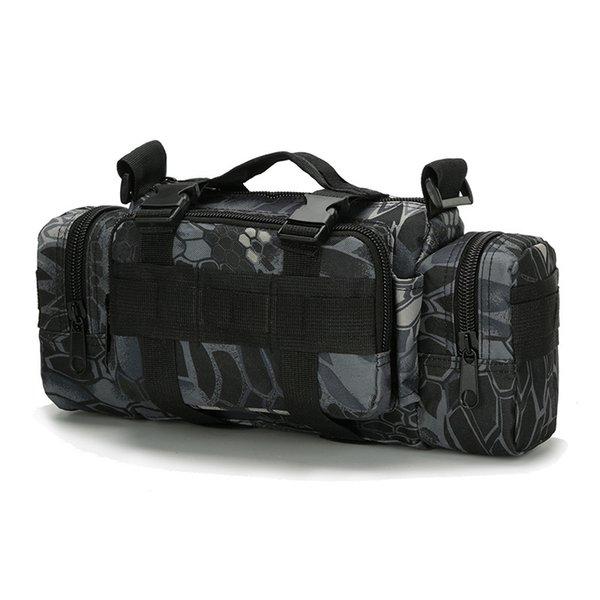 Outdoor Camping Wandern Mehrzweck Militärische Taktische Kamera Taille Taschen