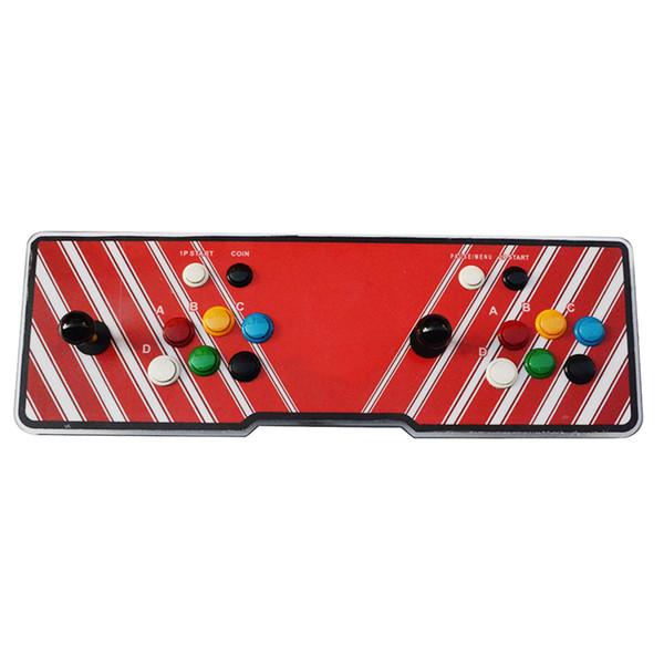 Consola de juego de arcade electrónica de la venta caliente 2018, caja de pandora 3D 7S juego y 2167 EN 1 juego de HDMI