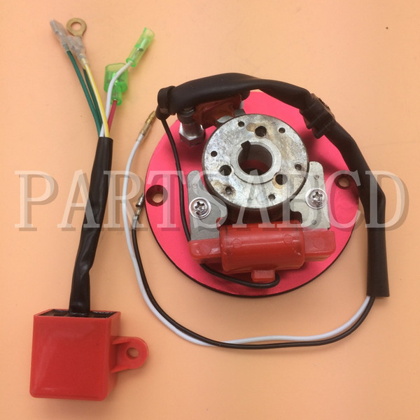 best selling Dirt Bike 110CC 125CC 150CC High Performance Racing Stator Magneto With CDI Coils