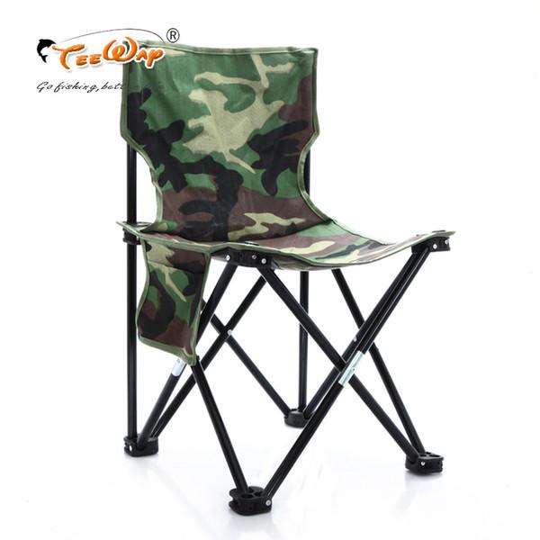 Novo Produto de Acampamento Ao Ar Livre Cadeira De Pesca Tamborete Cadeira De Pesca Suprimentos Equipamento De Pesca