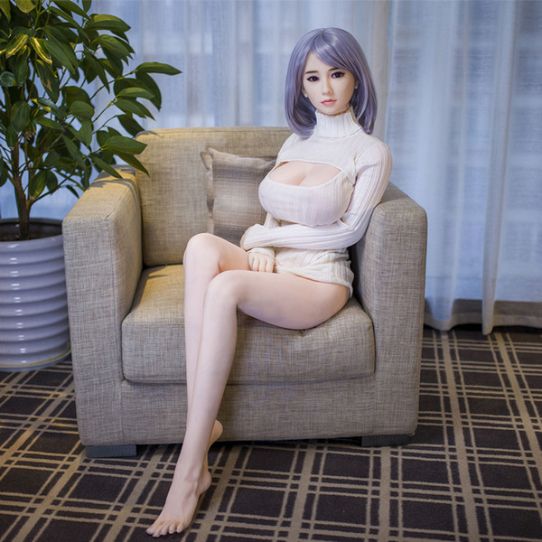 Большая грудь 160см секс куклы Реалистичные силиконовые TPE всего тела для взрослых Sex Dolls реалистичные настоящие мастурбирующие куклы для взрослых секс игрушки со скелетом