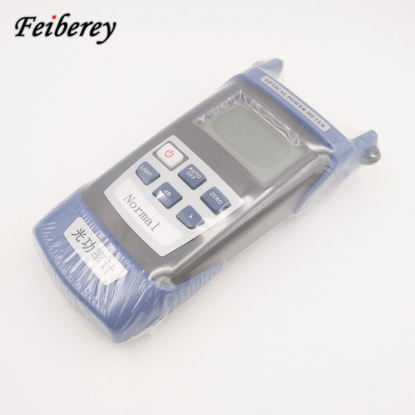 Free Shipping -70 ~ +3 dBm FTTH Optical Cable Tester Fiber Optic Power Meter Optical Power Meter