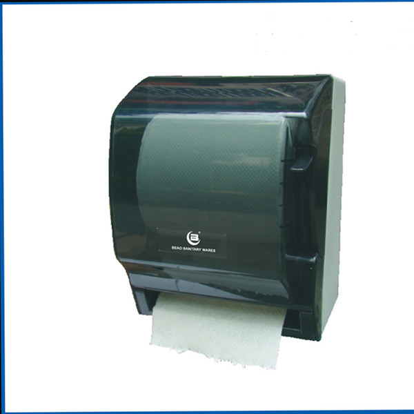Manual Jumbo Roll Paper Dispenser Towel Tejido para papel de mano ancho 20cm