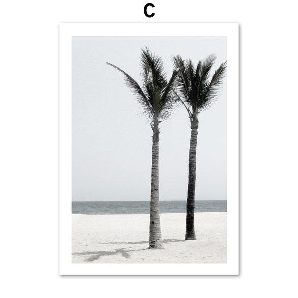 13X18 cm No Framed Tree C