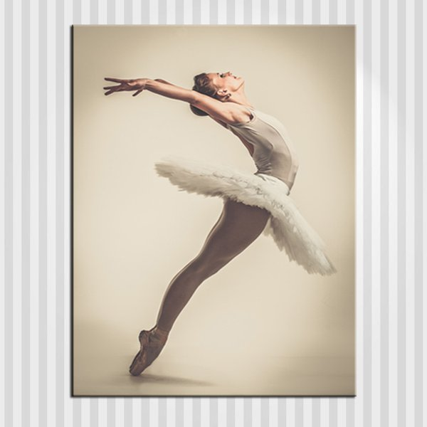 Hot Sexy Open Photos Girl And Birdie B F Wallpaper Modern Wall Art Painting Poster Body Photograph Wholesale And Retail Ballet