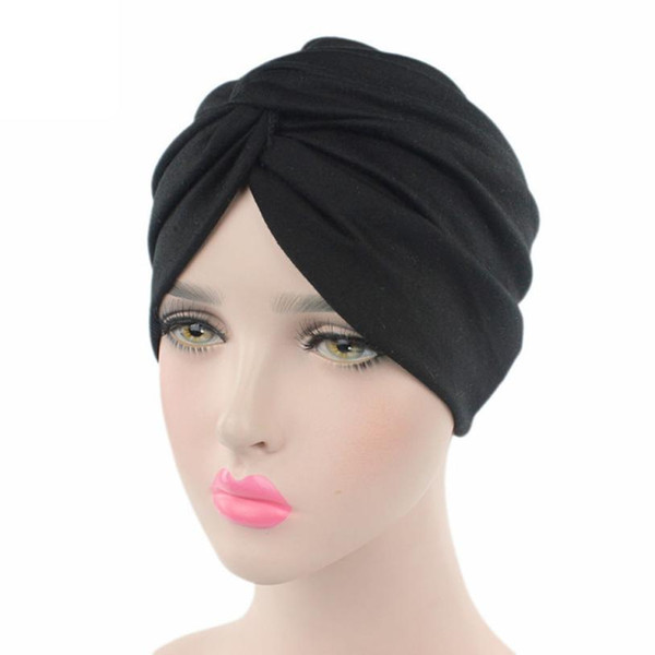 snowshine YLWX Women Cancer Chemo Hat Beanie Scarf Turban Head Wrap Cap free shipping