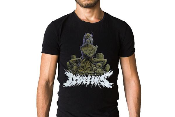 Tabutlar Ebedi Slumber 2015 Logo Albüm Kapak T-Shirt Özlem
