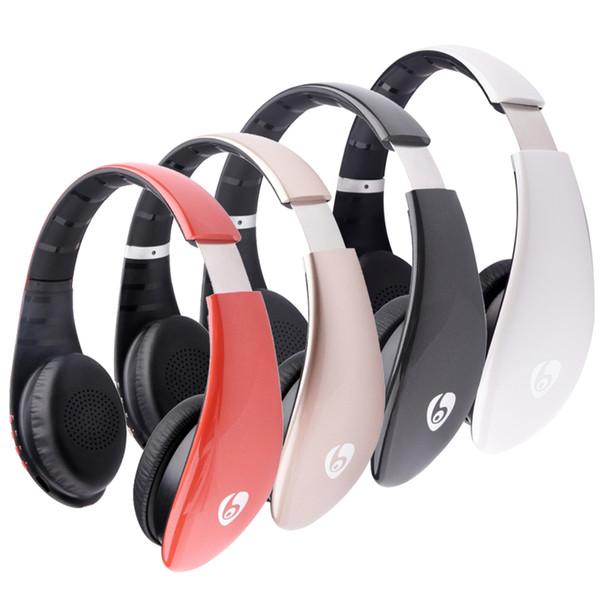 S66 Fones De Ouvido Bluetooth Sem Fio Gaming Headset Stereo Super Bass Handsfree Jogo Cartão de Suporte TF Cartão de Apoio com Microfone para Telefones Samsung
