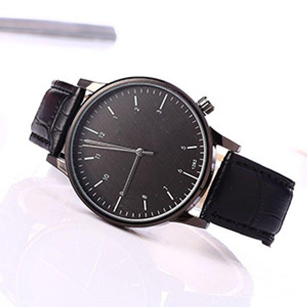 Brand Fashion Couple Watches Popular Casual Quartz Women Men Watch Minimalism Lover's Gift Clock Boys Girls Wristwatch