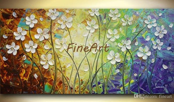 huge art tree oil painting canvas handmade art palette knife texture oil painting nature painting contemporary art oil paintings home decor