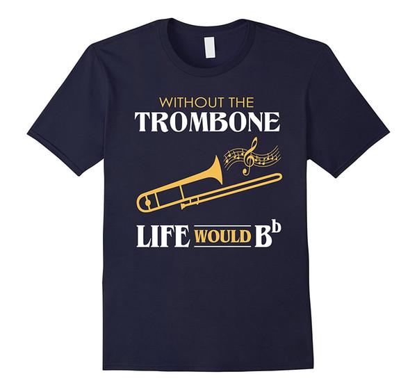 Chemise de trombone sans la vie de trombone serait plate
