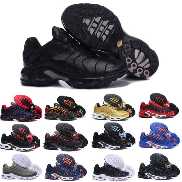 hot sale online c7896 25f4d Womens Sneakers Classic Air Tn Women Running Shoes Black Red White Sports  Trainer Woman Surface Breathable Casual Shoes Good Running Shoes Skechers  ...
