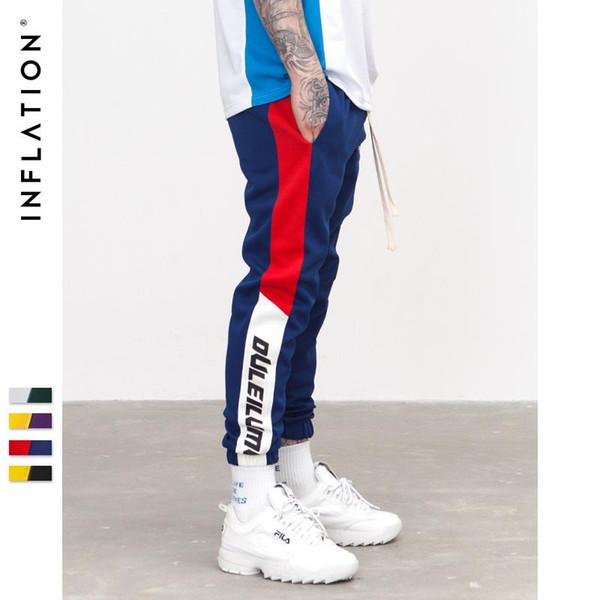 Compre Pantalones Para Hombre Y Costura Femenina Pantalones Casuales ...